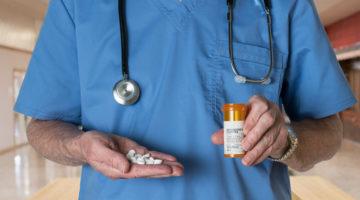 Leki opioidowe - o czym pacjent powinien wiedzieć? Ulotka