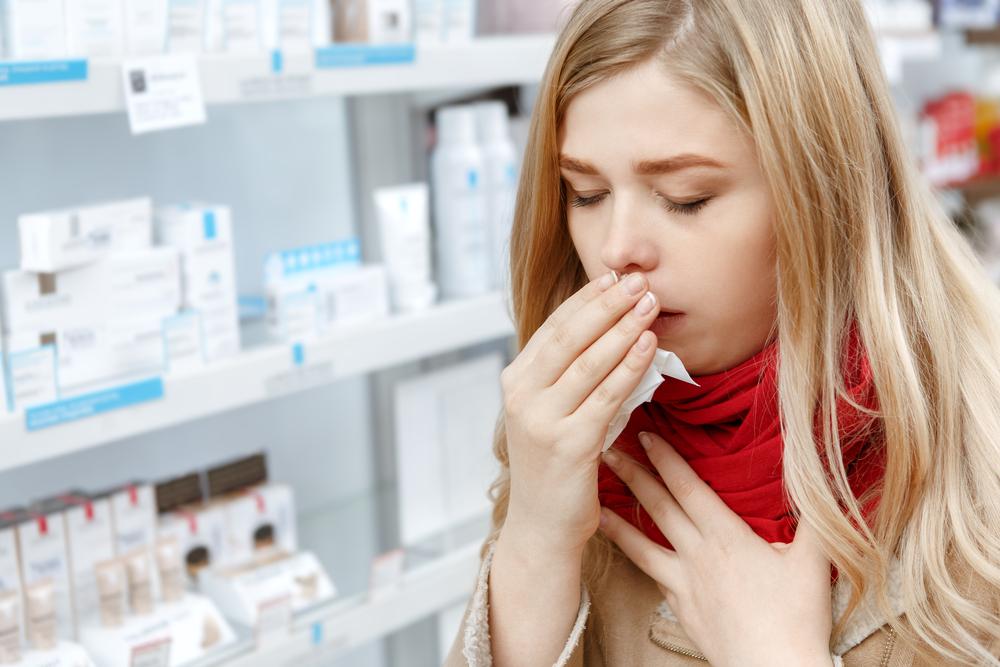Zakażenia układu oddechowego