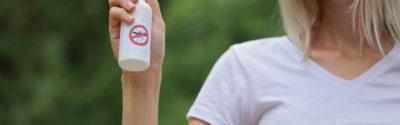 Repelenty – środki odstraszające komary