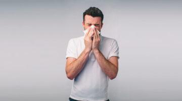 Zapalenie błony śluzowej nosa i zatok przynosowych