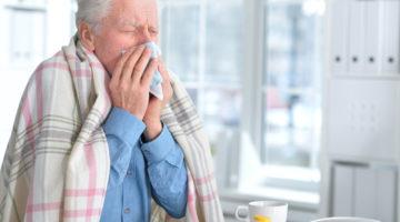 Pacjent geriatryczny z przeziębieniem - przegląd lekowy 40