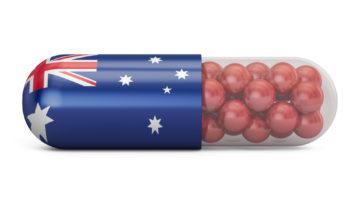 Opieka farmaceutyczna za granicą – Australia