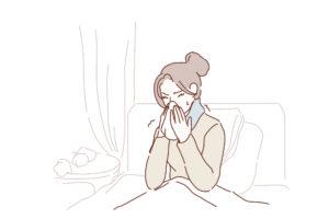 Nieżyt nosa może być też wysuszone zimą powietrze w domu lub miejscu pracy (fot. Shutterstock).