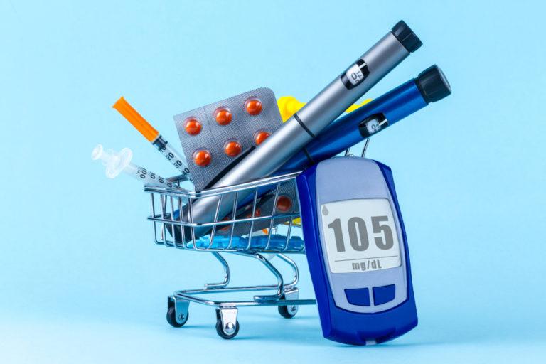 Z nadciśnieniem tętniczym może współistnieć zarówno cukrzyca typu I, jak i cukrzyca typu II (fot. Shutterstock).