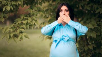 Zgaga w okresie ciąży – co zrobić, aby ją zredukować?