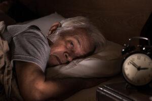Bezsenność to objaw zaburzeń w mózgowych ośrodkach czuwania i snu (fot. Shutterstock).